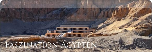 Deir-el-Bahari Ägypten