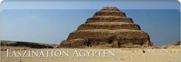 Djoser Pyramide Ägypten