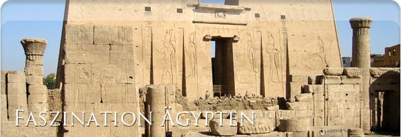 Edfu Ägypten