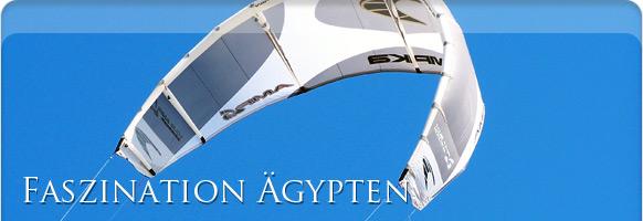 Kitesurfen Ägypten
