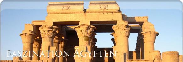 Kom Ombo Tempel Ägypten