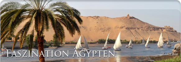 Nil Ägypten