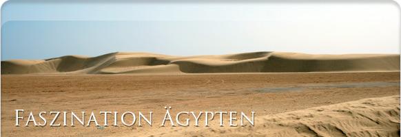 Wüsten Ägypten