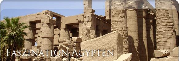 Karnak Tempel Ägypten