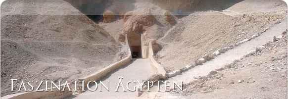 Tal der Könige Ägypten
